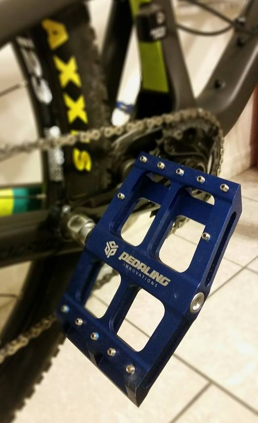 """94721e85f075 """"James introduced me to the Catalyst pedal earlier this year. After a few  minute ride"""